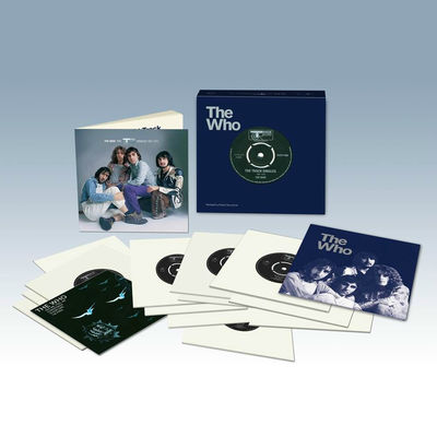 The Who: Volume 3: The Track Records Singles 1967-1973