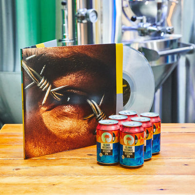 Post Malone: BEERBONGS & BENTLEYS Colour Vinyl + Island Records Session IPA 6 pack