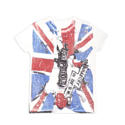 Sex Pistols: ANARCHY IN THE UK T-Shirt - S