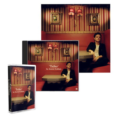 Jamie Cullum: 'Taller' Signed Litho, Deluxe CD + Cassette Bundle