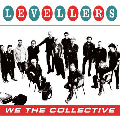 The Levellers: We The Collective: Signed Deluxe Green Vinyl