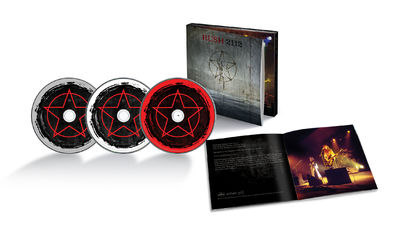 Rush: 2112 - 40th ANNIVERSARY 2 CD + DVD