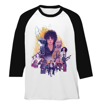Barns Courtney: 404 Long Sleeve Tour T-shirt