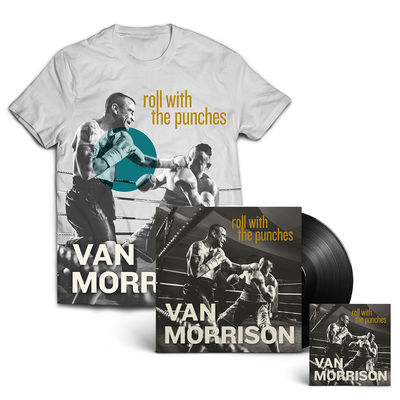 Van Morrison: Roll With The Punches Standard Bundle