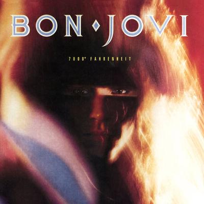 Bon Jovi: 7800º Fahrenheit