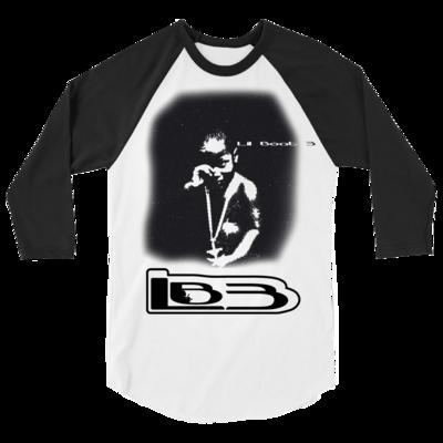 Lil Yachty: LB3 ID BLACK RAGLAN