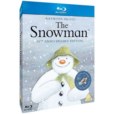 The Snowman: The Snowman 30th Anniversary Edition (Blu-ray)