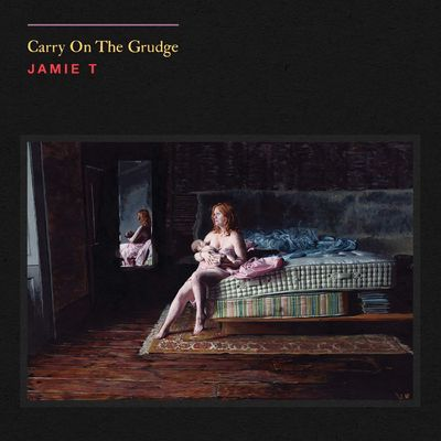 Jamie T: Carry On The Grudge CD Album