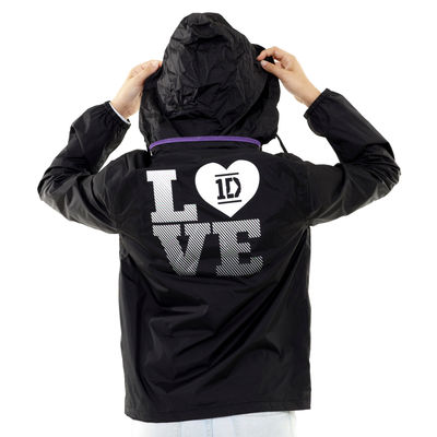 One Direction: One Direction Black Spray Jacket