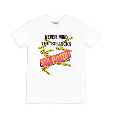Sex Pistols: Never Mind The Bollocks T-Shirt - S