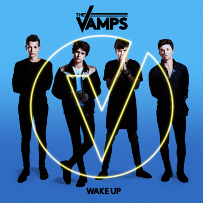 The Vamps: Wake Up CD