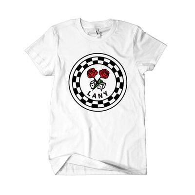LANY: White Rose T-Shirt