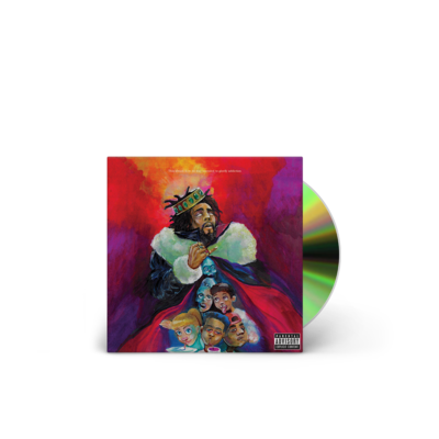 J. Cole: KOD CD
