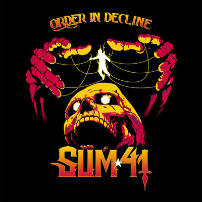 Sum 41: Order In Decline: Signed CD