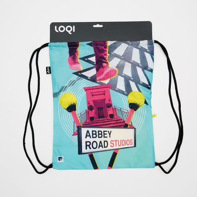 Abbey Road Studios: Abbey Road Landmarks Drawstring Backpack
