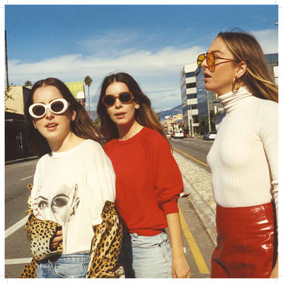 Haim: Something To Tell You Alt Cover Print