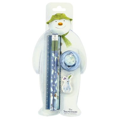 The Snowman: The Snowman Stationery Set
