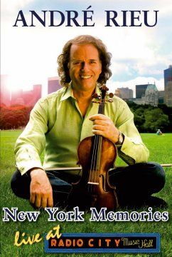 André Rieu: New York Memories