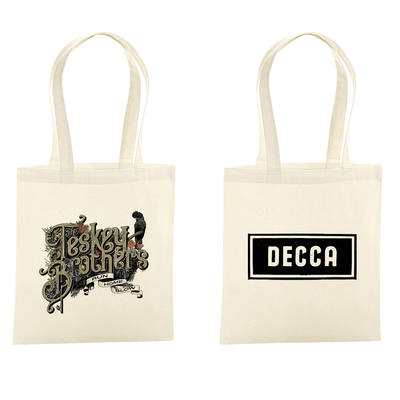 The Teskey Brothers: Run Home Slow Tote Bag