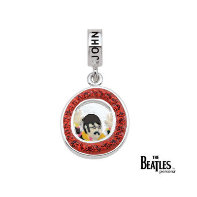 The Beatles: 925 Yellow Submarine Window Dangle John