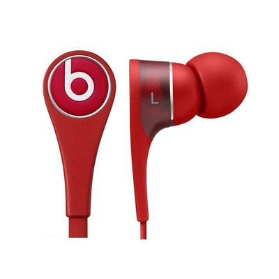 Beats: Tour 2.0 In-Ear Headphone - Red