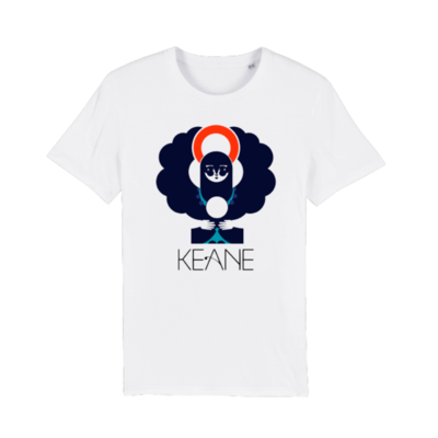 Keane: UNDER THE IRON SEA ANGEL ICON TEE