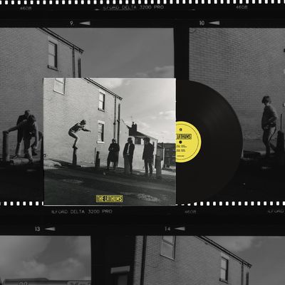 The Lathums: How Beautiful Life Can Be: Standard Black LP