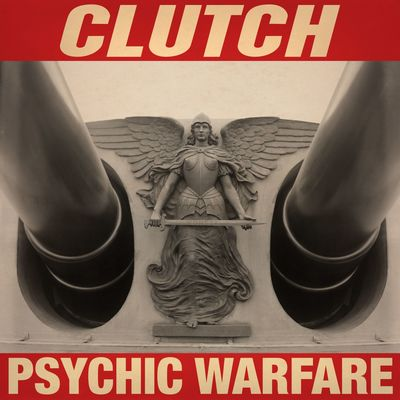 Clutch: Psychic Warfare + Exclusive Poster