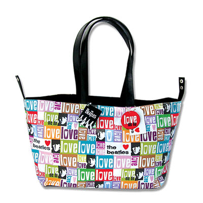 The Beatles: Love Shopper Bag