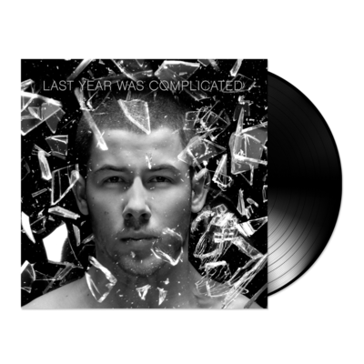 Nick Jonas: Last Year Was Complicated (Vinyl)