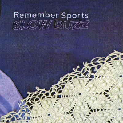 Remember Sports: Slow Buzz: Baby Blue Color Vinyl LP