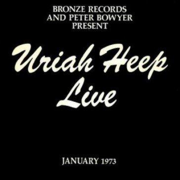 Uriah Heep: Live