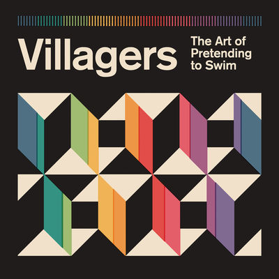 Villagers: The Art of Pretending to Swim: Signed Print + Deluxe LP + 10