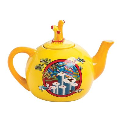 The Beatles: Yellow Submarine Ceramic Teapot