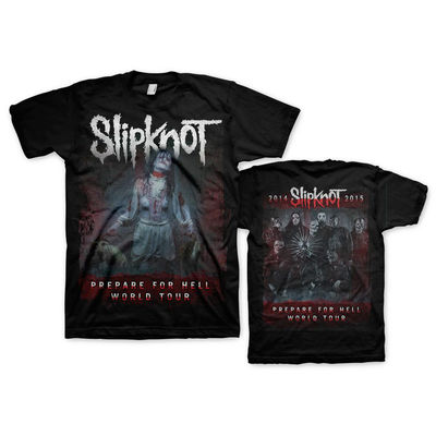 Slipknot: Prepare For Hell T-Shirt
