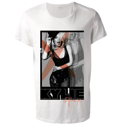 Kylie Minogue: Black & White Photo Tee