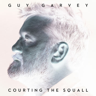 Guy Garvey: Courting The Squall CD with Lenticular Insert