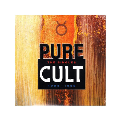 The Cult: Pure Cult / The Singles 1984-1995