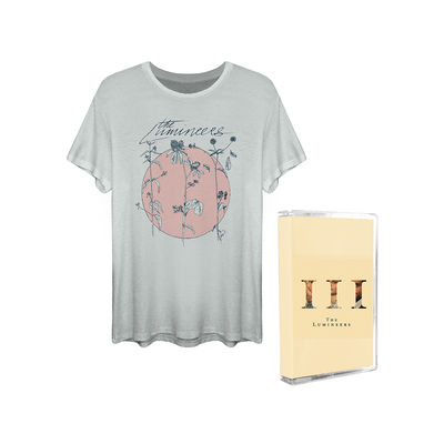 The Lumineers: Cassette & t-shirt