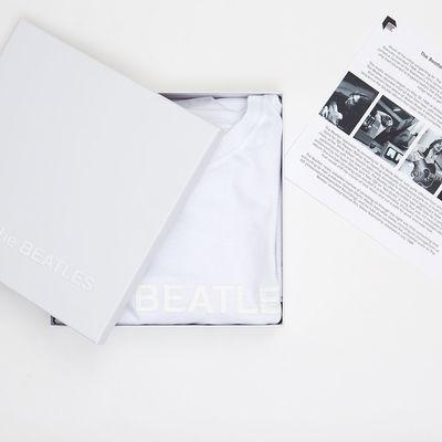 Abbey Road Studios: The Beatles White Album T-shirt - L