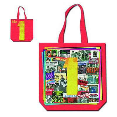 The Beatles: Number 1s Tote Bag