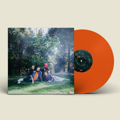 Big Thief: U.F.O.F.: Limited Edition Orange Vinyl