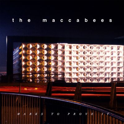The Maccabees: Marks To Prove It + Limited Edition Art Print