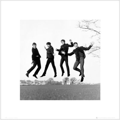 The Beatles: Jump Quality Print