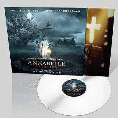 Benjamin Wallfisch: Annabelle Creation White Vinyl
