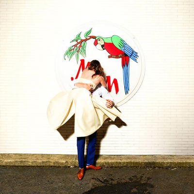 Sylvan Esso: What Now: Red Vinyl