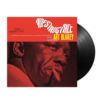 Art Blakey & The Jazz Messengers: Indestructible