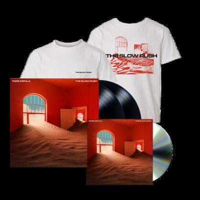 Tame Impala: BLACK LP T-SHIRT COLLECTION
