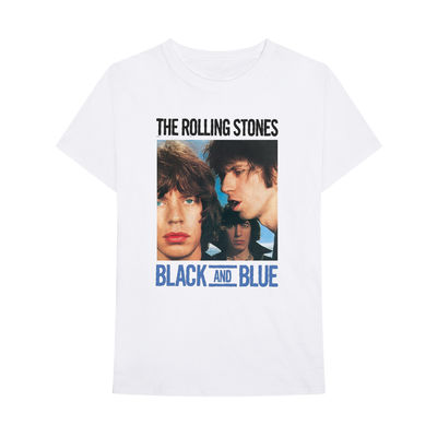 The Rolling Stones: Black And Blue T-Shirt