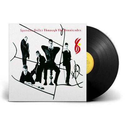 Spandau Ballet: Through The Barricades 180g Audiophile Vinyl